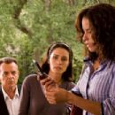 "(L-r) RAY WISE as Ted Summers, SHANNYN SOSSAMON as Beth Raymond and ANA CLAUDIA TALANCON as Taylor Anthony in Alcon Entertainment and Kadokawa Pictures' supernatural thriller ""One Missed Call,"" distributed by Warner Bros. Pictures. Photo"
