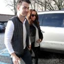 Kevin and Danielle taking a stroll on Wednesday 1/15/14 in New Jersey - 454 x 665