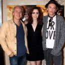 "Lily Collins and Jamie Campbell Bower at ""The Mortal Instruments: City of Bones"" photocall in Oslo, Norway (August 23)"