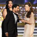 Jessica Biel : 69th Annual Primetime Emmy Awards - 448 x 600