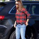 Jennifer Garner – Out for lunch in Brentwood