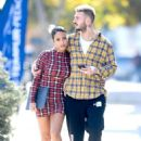 Christina Milian and Matt Pokora – Out of lunch in West Hollywood - 454 x 624