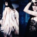 Vanessa Paradis I D Pre Spring 2011 The Muse By Paolo Roversi - 454 x 307