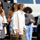 Jennifer Lopez – Shopping candids on Rodeo Drive in Beverly Hills - 454 x 730