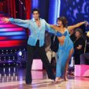Cheryl Burke and Gilles Marini