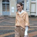 Olivia Palermo out to Fashion Week in Milan - 454 x 805