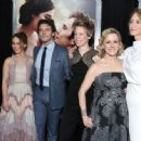 Emilia Clarke, Sam Claflin, Thea Sharrock, Jojo Moyes and Janet McTeer - May 23, 2016- 'Me Before You' World Premiere - 454 x 333