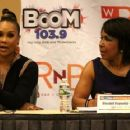 Vivica A. Fox attends the 2017 BE EXPO at the PA Convention Center in Philadelphia, Pennsylvania on March 25, 2017 - 454 x 363