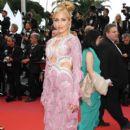 Meryem Uzerli : 'Blackkklansman' Red Carpet- The 71st Annual Cannes Film Festival - 400 x 600