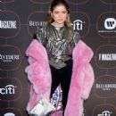 Sofia Reyes- Warner Music Group Hosts Pre-Grammy Celebration - Arrivals - 454 x 660