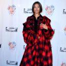 Tina Kunakey – Fashion Freak Show in Paris - 454 x 681