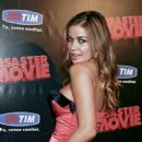 "Carmen Electra - ""Disaster Movie"" Premiere In Rome, Italy - October 8 2008"