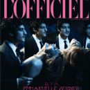 Louis Garrel, Emmanuelle Seigner - L'Officiel Magazine Cover [France] (May 2014)