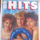 Keren Woodward, Sara Dallin - Smash Hits Magazine Cover [United Kingdom] (15 April 1982)