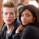 Nick Roux and Meagan Tandy