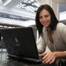 Catherine Bell - Windows Vista Lounge Los Angeles