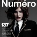Catherine McNeil Numero France October 2012 - 454 x 592