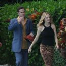 Heather Graham On The Set Of Son Of Mourning In Miami, 2008-06-24