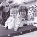 Samantha Juste, Amy Dolenz and Micky Dolenz