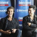 Paul Wesley-July 11, 2015-SiriusXM's Entertainment Weekly Radio Channel
