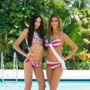 Miss Russia 2014 Yulia Alipova and Miss Spain 2014 Desiree Cordero - 364 x 547