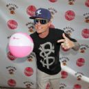 Vanilla Ice seen hosting the 'Go' Pool Party at the Flamingo Casino and Hotel in Las Vegas - 408 x 594