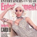Cardi B – Entertainment Weekly Magazine (December 2018) - 454 x 605