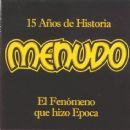 Menudo - 15 años de historia