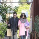 Kate Beckinsale: shopping in the Brentwood country mart
