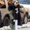 Cara Delevingne Street Style Out and About In Nyc