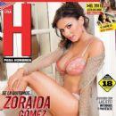 Zoraida Gómez - Hombre Magazine Pictorial [United States] (February 2011)