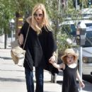 Rachel Zoe was spotted running errands with her son Kaius Berman in Los Angeles, California on March 24, 2017 - 454 x 597