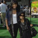 "Jada Smith - ""Madagascar: Escape 2 Africa"" Premiere In Los Angeles, 26.10.2008."