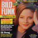 Jodie Foster - Bild + Funk Magazine Cover [Germany] (5 March 1994)