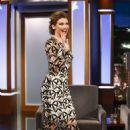 Lauren Cohan - 'Jimmy Kimmel Live' on February 28th, 2019
