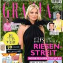 Kate Moss - Grazia Magazine Cover [Germany] (18 October 2018)