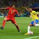 Brazil vs. Belgium: Quarter Final - 2018 FIFA World Cup Russia - 454 x 306