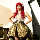 Nicki Minaj - MTV VMA 2010 Commercial Behind-The-Scenes