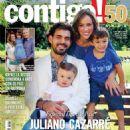 Juliano Cazarré and Leticia Bastos