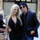 Coyote Shivers and Mayra Dias Gomes - Red Carpet Arrivals