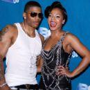 Nelly and Ashanti Douglas