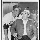 Willie Mays & Roy Campanella