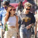 Kristen Stewart and Sara Dinkin
