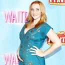 Annie Wersching – The National Tour of 'Waitress' in Hollywood - 454 x 623