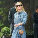 Kate Bosworth Leaving her hotel in New York City - 454 x 540