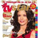 Catherine Zeta-Jones - TV Star Magazine Cover [Czech Republic] (10 December 2010)