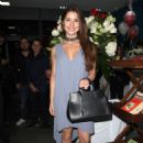 Amanda Cerny at the Alfemo Event in Los Angeles - 454 x 611
