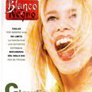 Claudia Schiffer - Blanco y negro Magazine Cover [Spain] (14 September 1997)