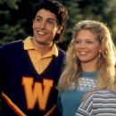 Jason Biggs and Amanda Detmer