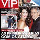 George Clooney and Amal Alamuddin - 454 x 586